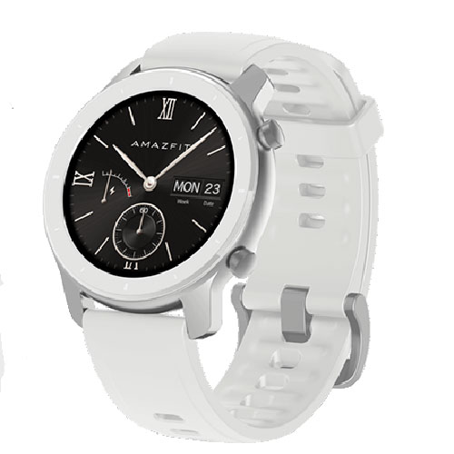 Amazfit GTR Smartwatch 42mm Moonlight White