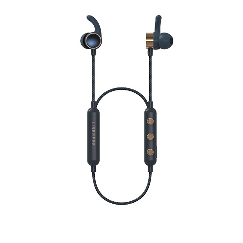Liberfeel Bluetooth Earphones Blues