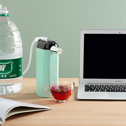 BluePro Bolebao portable pocket water dispenser Green