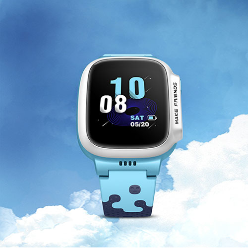 Little Genius Phone Watch Q1 Blue
