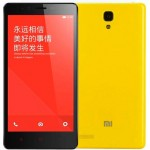 Xiaomi Redmi Note 2GB/8GB Dual SIM Yellow