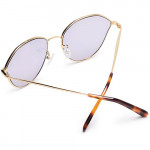 Xiaomi TS Fashion Sunglasses Cat Eye Shape Champagne Gold