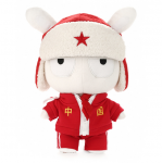 Xiaomi Mi Bunny MITU Retro Sweater Edition Plush Toy 25cm Red