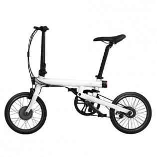 Mijia Qicycle Folding Electric Bike White In Canada