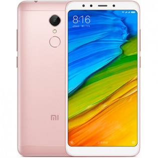 Xiaomi Redmi 5 High Edition 3GB/32GB Dual SIM Pink