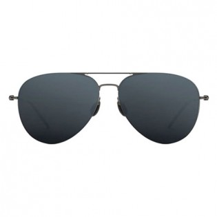 Turok Steinhardt Nylon Polarized Sunglasses Gray