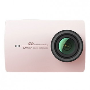 Yi 4K Action Camera 2 Chinese Version Pink