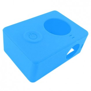Yi Action Camera Silicone Protective Case Blue