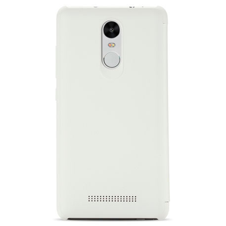Xiaomi Redmi Note 3 Leather Flip Case White