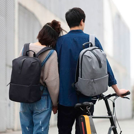Xiaomi Mi Casual College Backpack Gray