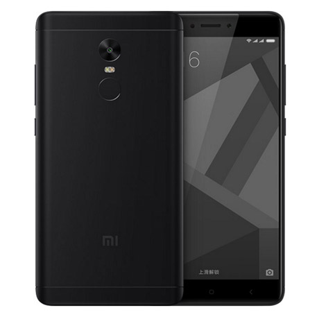 Xiaomi Redmi Note 4X 3GB/16GB Dual SIM Black