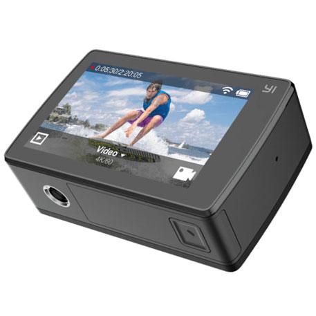 Yi 4K+(Plus) Action Camera Black