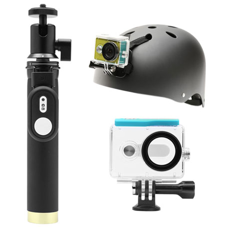 Xiaomi Yi Action Camera Cycle Sports Accessories Kit