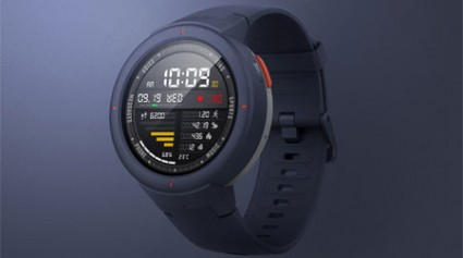 Amazfit Verge Smartwatch Was Launched