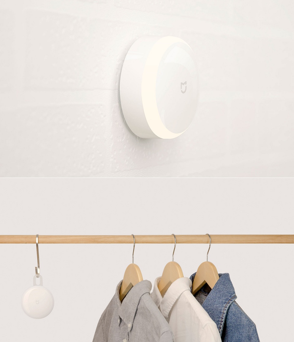 MiJia Induction Night Light with Motion Sensor Hanging