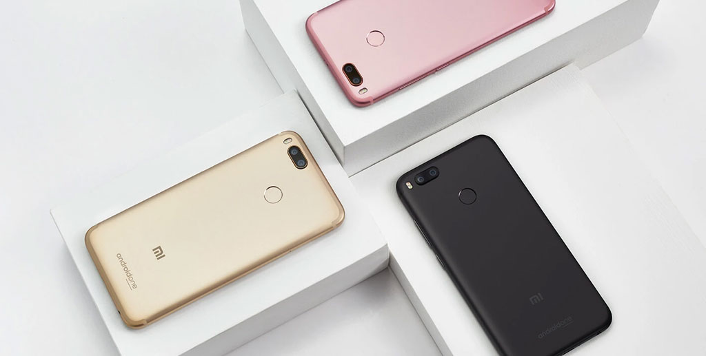Xiaomi Mi A1 High Ed  4GB/64GB Dual SIM Black in Canada