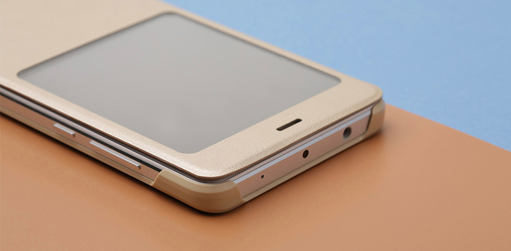 best authentic 384d3 d4ae9 Xiaomi Redmi Note 4 Smart Display Case Silver in Canada: review ...